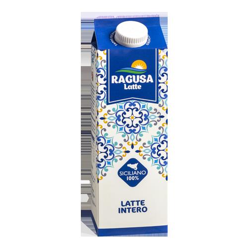 Latte pastorizzato intero Ragusa Latte