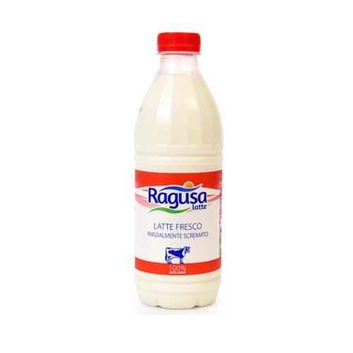 Latte fresco parzialmente scremato Ragusa Latte