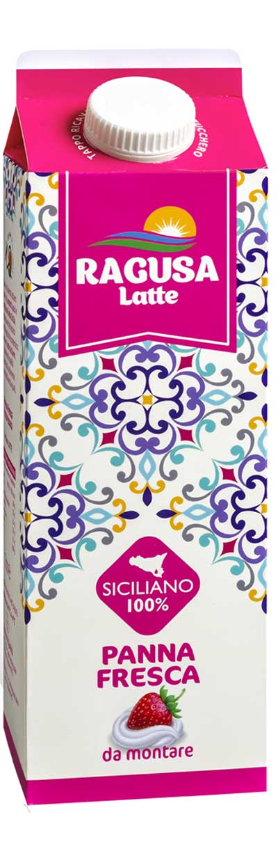 Panna fresca Ragusa Latte