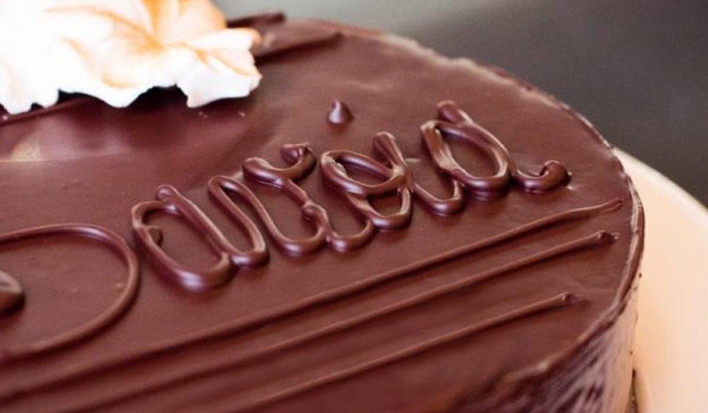 Torta Savoia Ragusa Latte